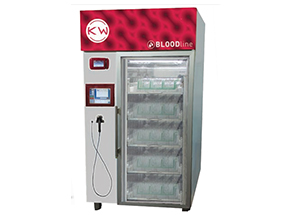 Smart Blood Bank Refrigerator